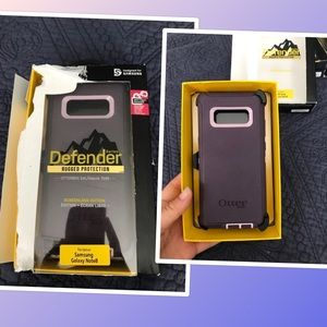 Otterbox Defender Case For Galaxy Note8